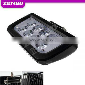 portable led work light with switch on/off 24W led truck light, work lamps