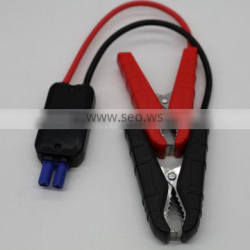 Remote car starter car power jump starter battery intelligent clip