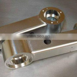 Customized wire cut EDM stainless steel parts for precision moulding