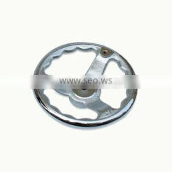 Hand made factory manufacturing machine tool accessories Casting Handwheels, hand wheels iron casting
