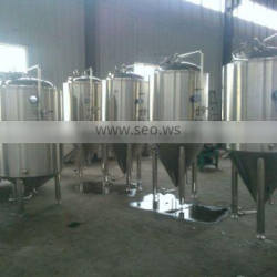 Beer brewing whole-set equipment 500L brewing micro brewing equipment