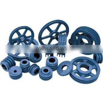 SPZ SPA SPB SPCtiming belt pulley small pulley eccentric pulley stainless steel casting pulley belt