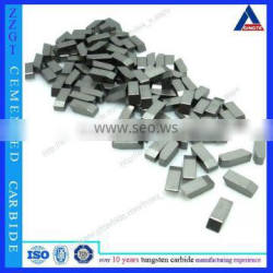 tungsten carbide saw tips for cutting wood with nail