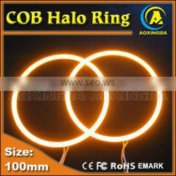 9~30V high lumen yellow light COB halo light