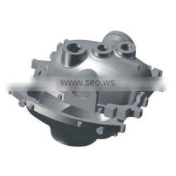 Customize casting aluminium shell for auto car,Cast aluminum_pump shell &body