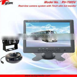 RV-7005V rear view camera system for bus/truck/vans/commercial vehicles, etc.