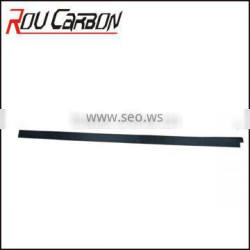 Full Carbon Fiber Side Skirts for Cadillc ATS 2014-2016