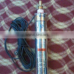 Stainless Steel Screw Pump deep well submersible pump Guangzhou Manufacturer