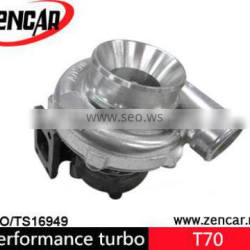 Performance T70 turbocharger turbo for MUSTANG / Supra / RX7