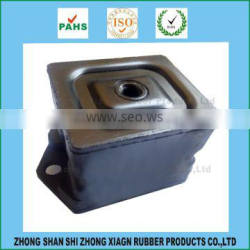 Hight quality engine spare parts rubber mounting blocks