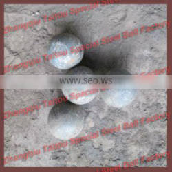 Dia.20-150MM Steel Mineral Grinding Iron Ball For Mining