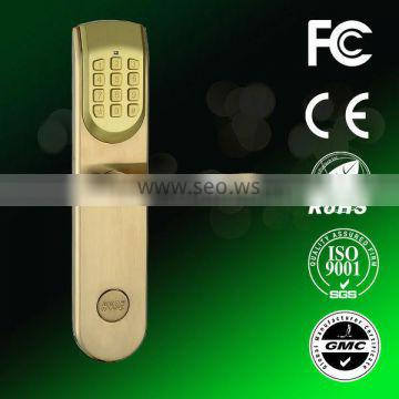 elegant New Smart Key Code Door Lock