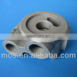 [Aluminum ZL104 T6] Metallc Gravity Mould Casting and Machining Parts [Auto/Motor Spare Parts]