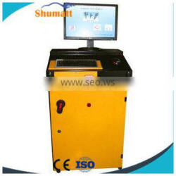 EUI EUP Test Bank Diesel Fuel InjectionPump Test Machine With Small Size