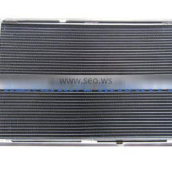 high performance aluminum car radiator for HONDA CRX 88-91
