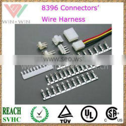 8396 JST Connectors' Wire Harness