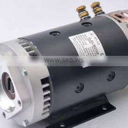 High Torque 3KW 24 Volt DC Motor Electric For Excavator