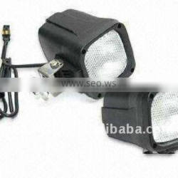 12/24V Heavy-duty Used in Truck, Fire Engines, Jeep, Excavators 35w HID Working Lamp