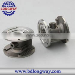 OEM China factory top qanlity investment precision casting stainless steel pump valve parts