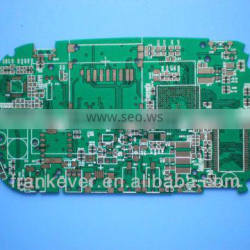 alibaba china supplier for 2 layer green solder mask complex circuit board