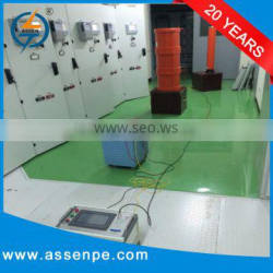 Low operating cost cable tester, hi-pot testing instrument