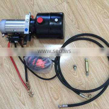 hydraulic tipping kits for dump truck with telescopic hydraulic cylinder