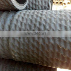 flange mud piping dredging rubber hose