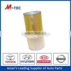 Forklift efficiency air filter manufacture 16546-02N01used for Urvan