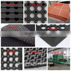 Anti Slip Rubber Mat for Playground Deck Boat Grass Floor