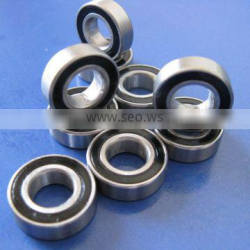 607-2RS Bearings 7x19x6 mm Rubber Sealed Ball Bearings 607 2RS or 607 RS