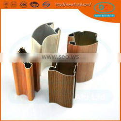 China Market Different Surface Processing Aluminum Window Frame Covers