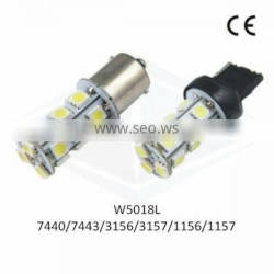 Bonjour LED Auto Light T20 7440 7443 18SMD 5050 with CE