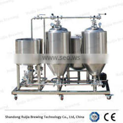brew kettle stainless steel beer mash tun 50l