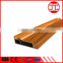 different surface aluminum extruded profile for furniture
