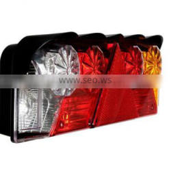 TRIANGLE REFLECTOR UNIVERSAL REAR LAMP LED SYSTEM
