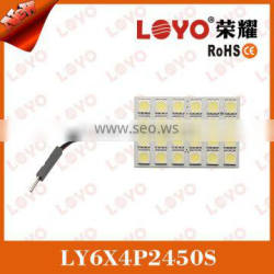Best PCB to buy T10wedge+ba9s+universal festoon 5050 led auto light