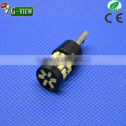 high quality low price interior lamp T10 30smd 3014 canbus w5w car led light error free