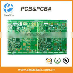 High quality 94v0 circuit board 2 layer China pcb manufacturer