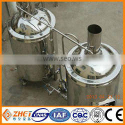 stainless steel micro beer brewery equipment system CE