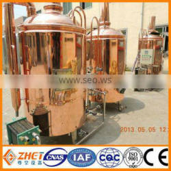 copper brew kettle equipment for sale OEM