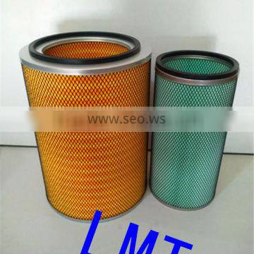 China Diesel engine parts serviceable air filter 192 K2845