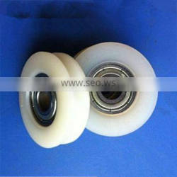 V groove nylon pulley wheels 608ZZ