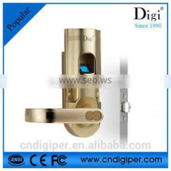 fingerprint sliding door lock (6600-86)