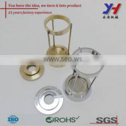 High Precision CNC lathe part copper from Jiangyin factory,hotel room appliance
