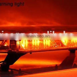 Police LED warning light bar , Auto MiNi LED light bar , LED emergency light bar (SR-MIB-104), 54W Highpower LED. W Bracket Type
