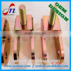 Professional welded casting assembly Parts from Hebei