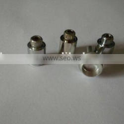 OEM precision machining Stainless steel part / Musical Instrument Spare Part/Push-Button