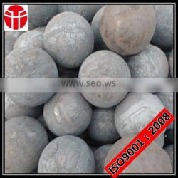 high manganese 1.5inch forged steel ball