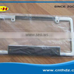 License plate frame license plate made in China