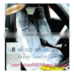 China plastic car seat cover supplier